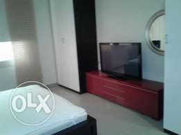 Studio 1 Bedroom flat kitchen and bathroom must pay 3 months advance