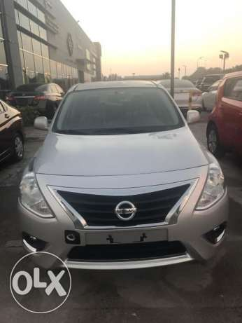 Nissan sunny 2016 full option