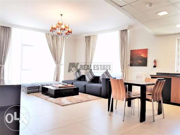 BILLS INCLUDED!!! 1BR, High Floor, Luxurious Tower in Heart of Juffair