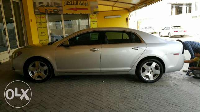 Chevy malibu 2010 km 69000 very clean