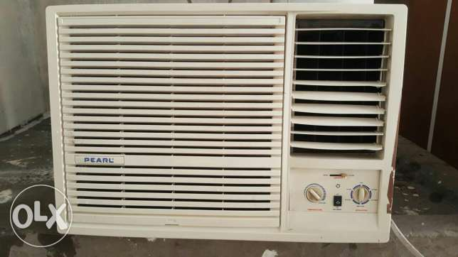 pearl window ac 2 ton good condition good cooling