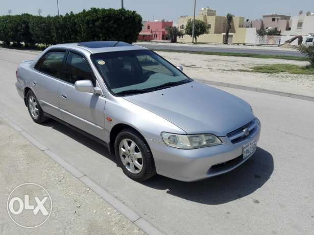 For sale Honda accord 2001