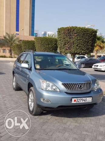Quick Sale Well Maintained Lexus RX-350 for Sale