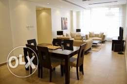 Stunning 2 Bedrooms apartment with very nice amenities in Seef/Sanabis