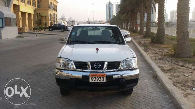 Nissan Pick Up Dubble Cabain