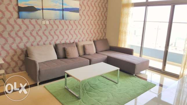 Awesome 1 BR flat with all facilities in Amwaj island