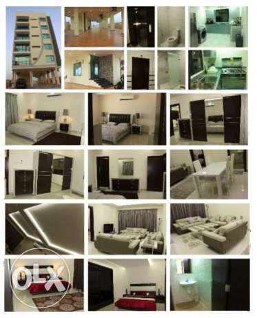 Fully furnished flat for rent in new Hidd area BD400 inclusive