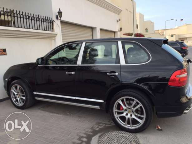 Porsche Cayenne Turbo 2008 for sale from diplomat in Manama-Bahrain