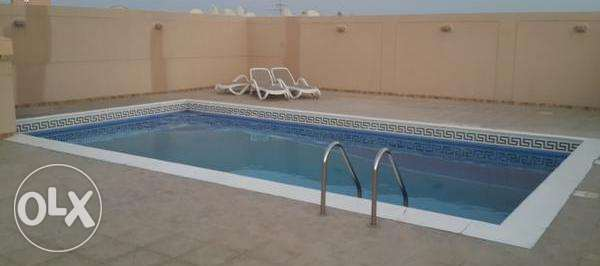 Good value! Stylish 1 bedroom furnished apartment with pool & gym ام الحصم -  6