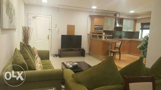 2bhk fully furnished flat in zinj 425bd inclusive