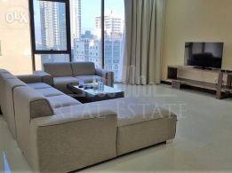Brand new City / Sea view furnished Apartment in Juffair