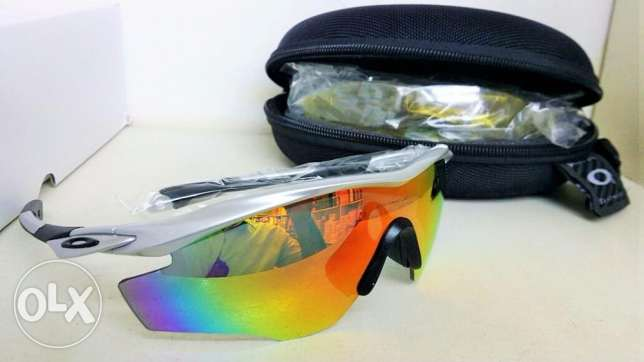Oakley Multilense Sports Sunglases
