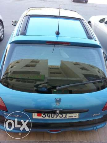 peugrot 206 in good condition