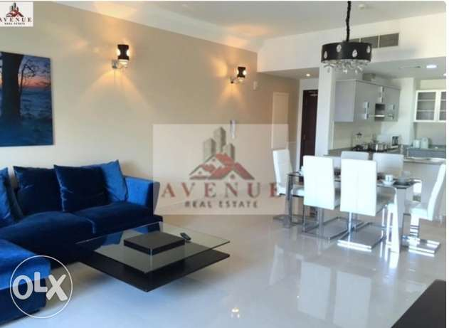 Sea View 2 BR Beautiful Apartments for rent in Amwaj!