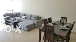 Wonderful fully furnished two BHK walking distance to Al Mercado mall