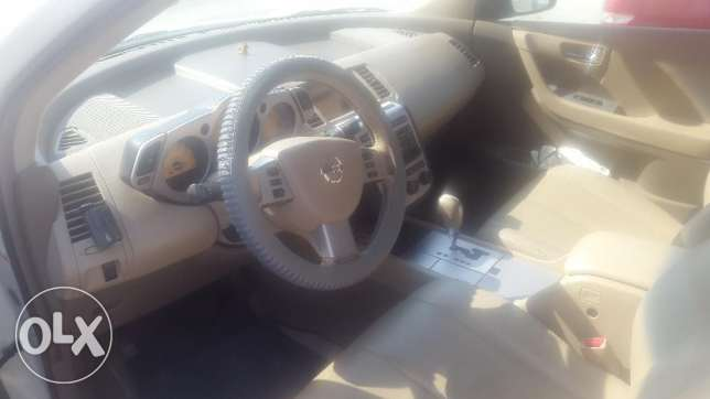Nissan Murano/2008 Full Option/112000km/New Tyres & battery/ Good cond ام الحصم -  4