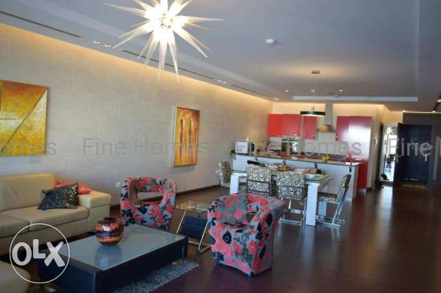 Fully Upgraded Furnished Modern Apartment (Ref No: 28AJSH)