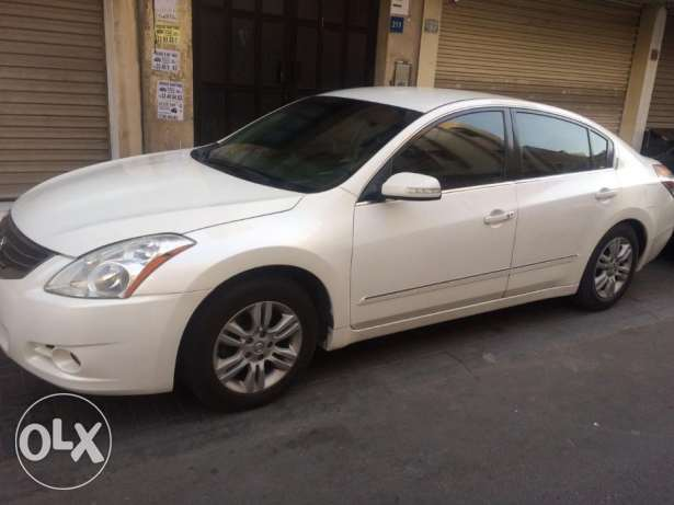Nissan Altima-2012 model for sale