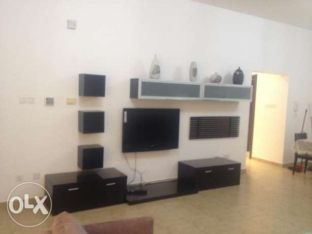 Furnished 3 bedroom apartment for rent 650 in Saar