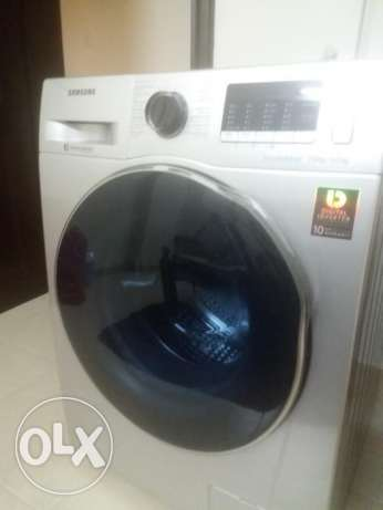 Samsung eco bubble 7 kg washing machine with 1 year warranty