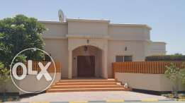 DELUXE SEMI Furnished 4 Bedroom Villa For Rent in JANABIYA