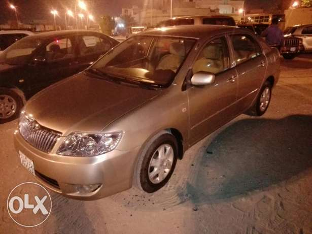 For sale Toyota Corolla 2005
