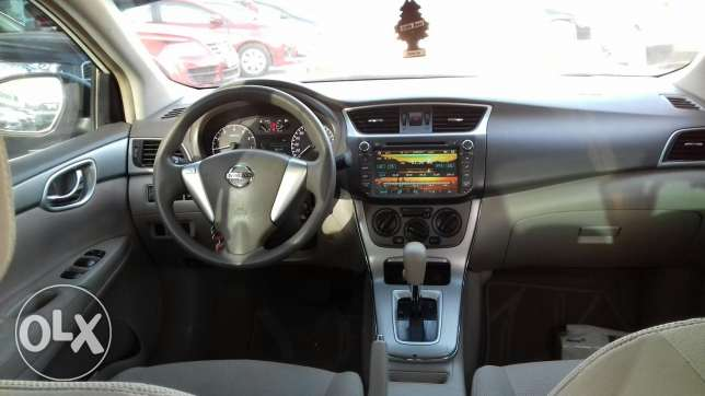 nissan sentra model 2013 .. 1.8 s well mantained