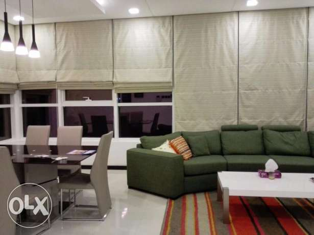 2 bedroom amazing flat in NEW HIDD/fully furnished all inclusive جفير -  1