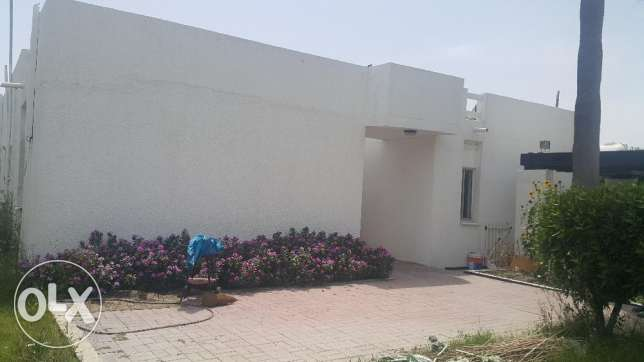 Barbar 3 Bedrooms Semi-furnished Villa for Rent