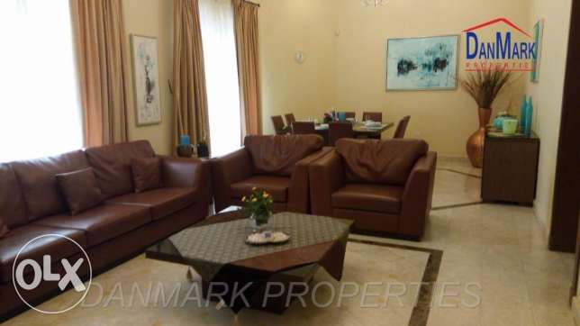 4 BR FULLY Furnished 3 Storey Luxury VILLA for rent INCLUSIVE