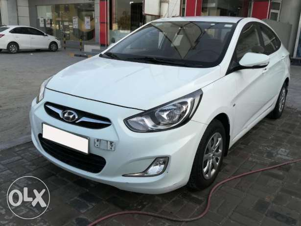 Hyundai Accent 2013 Manual Gear Urgent Sale