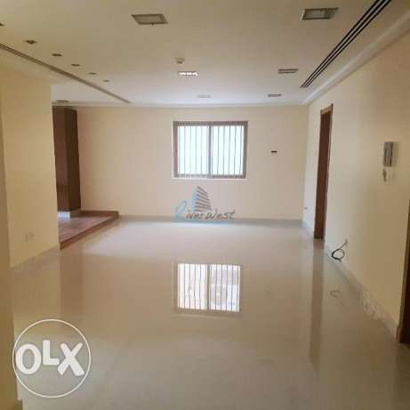 Semi-furnished spacious apartment for rent