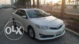 Toyota Camry GLX Full Automatic Well Maintained One Owner 2012