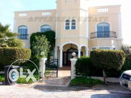 5 Bed Room Semi Furnished Luxurious Villa