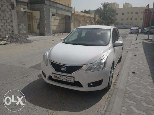 Nissan Tiida1.6 Model 2014 Km 47000