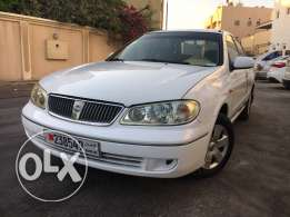 Nissan sunny 2004 mint condition for sale bd1400
