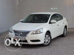 Nissan Sentra S white 2014 For Sale