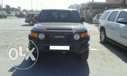 Toyota Fj Cruiser Model 2008 Excellent Condition
