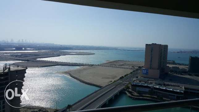 For rent- 4 bedrooms penthouse in Amwaj (brand new-very luxury)