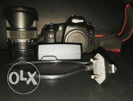 60D used good condition If interested please call Price negotiable