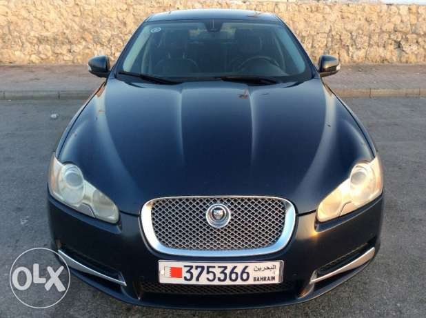 For Sale 2009 Jaguar XF SV8 Bahrain Agency