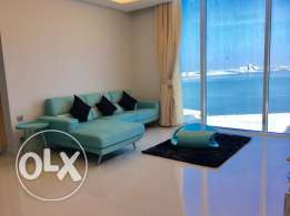 Brand new executive apartment with sea view