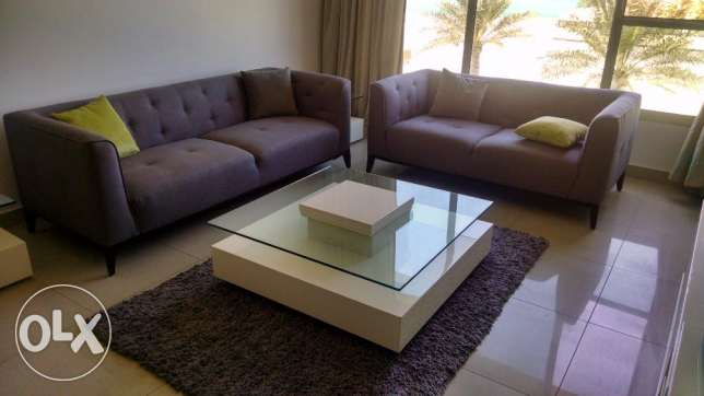 2 BR Fully Furnished Apartment in Amwaj in Luxury Area