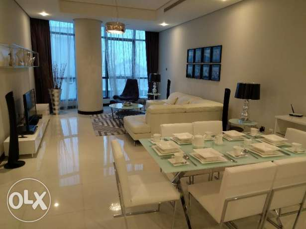 3 Bedroom fully furnished ultra modern apartment for rent - all inclus