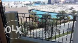 Spacious sea view / 2 BHR in Amwaj, Balcony