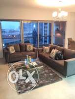 Modern 2 bedroom flat for rent in Amwaj