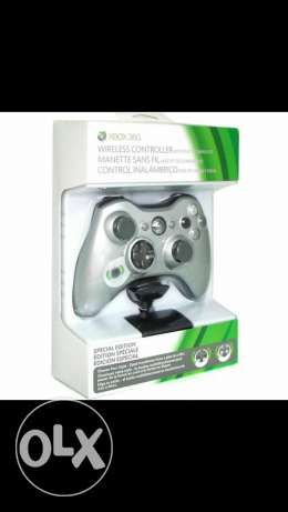 Xbox360 wireless controller (Special Edition)