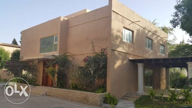 SEMI-FURNISHED 4 BR Double Story Compound VILLA for in SEHLA