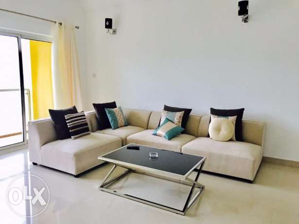 Fore rent: Sea view Apartment in Amwaj Island •