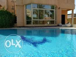 5 Bedroom semi furnished villa with private pool,garage - all inclusiv
